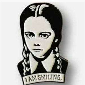 Other - Wednesday Addams Collectors Pin
